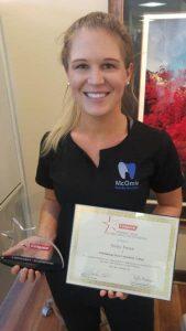 Dental hygienist awards