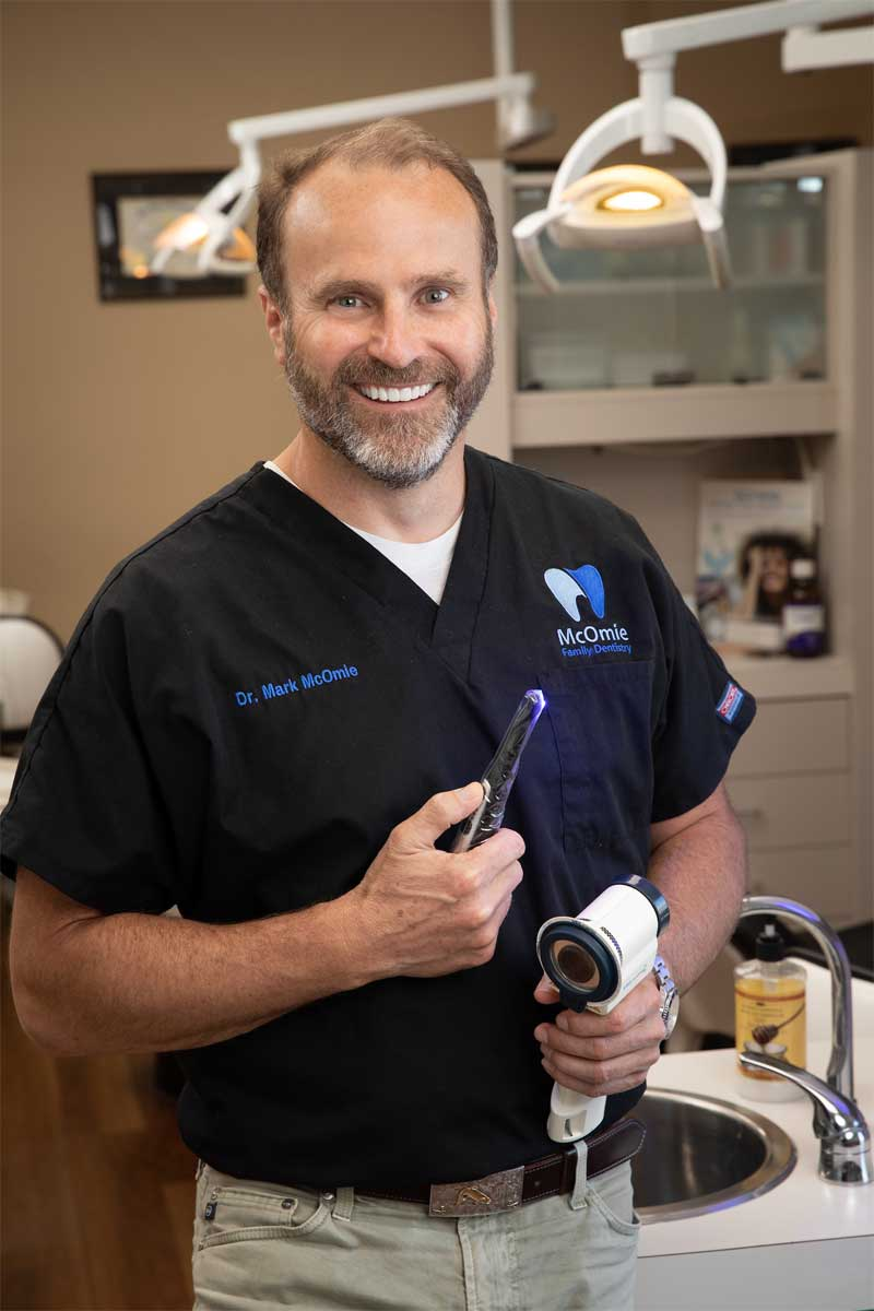 Dr. Mark D McOmie Dentist