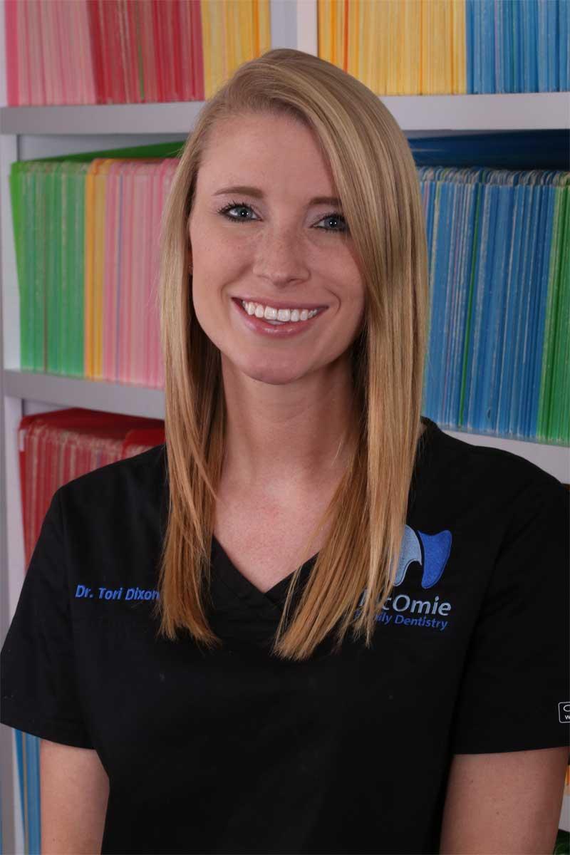 Dr. Tori Dixon Hall